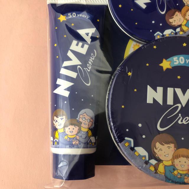 ニベア(ニベア)のニベア さくらももこ コスメ/美容のボディケア(ハンドクリーム)の商品写真