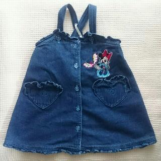 ミニー ジャンパースカート  95(ワンピース)