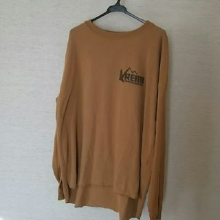DEUXIEME CLASSE - REMI  RELIEF / レミレリーフprint L/S  Tee