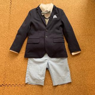 H&M - 入学式 男の子  セット 130