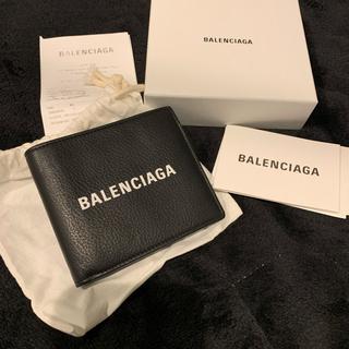 Balenciaga - BALENCIAGA 二つ折り財布 名刺ケース(コインケース)