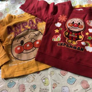 アンパンマン(アンパンマン)のアンパンマン90センチセット(Tシャツ/カットソー)
