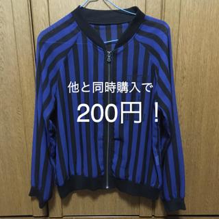 シースルー 軽い 青 ブルー お洒落 シンプル 可愛い 英語 服(その他)