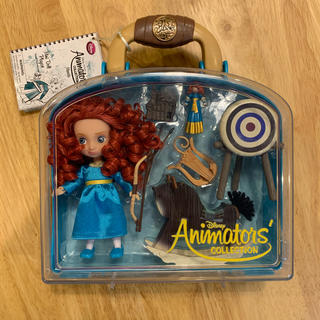 Disney - アニメータードール  ミニ メリダ