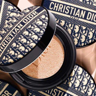Dior - ディオール dior クッションファンデーション ディオールマニア 限定 2N