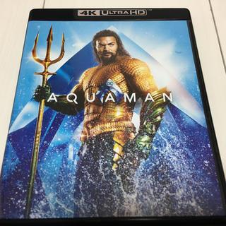 アクアマン 4K ULTRA HD+ブルーレイ 日本語吹き替え 輸入版