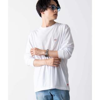 ディッキーズ(Dickies)のディッキーズ 刺繍ワッペン付きロンT(Tシャツ/カットソー(七分/長袖))