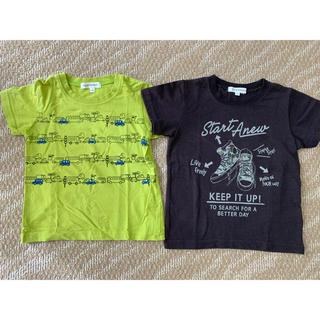 サンカンシオン(3can4on)の3can4on Tシャツ 100  2枚セット(Tシャツ/カットソー)