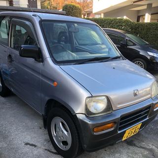 ホンダ - 絶版車❗️ホンダZ❗️4WDでターボ