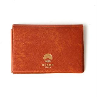 ビームス(BEAMS)のBEAMS JAPAN パス&カードケース(名刺入れ/定期入れ)