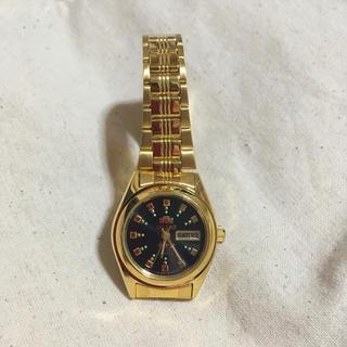 オリエント(ORIENT)のORIENT オリエント スリースター  自動巻きモデル メタルベルト(腕時計)