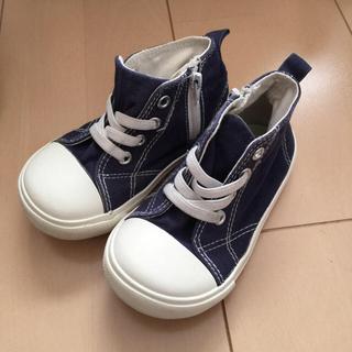 プティマイン(petit main)のスニーカー 靴 プティマイン 15(スニーカー)