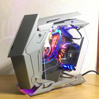 自作pcゲーミングパソコン4690K RX580 16G
