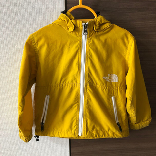 THE NORTH FACE - キッズ ノースフェイス  コンパクトジャケット