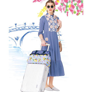 Chesty - chesty flower lace shirts one piece