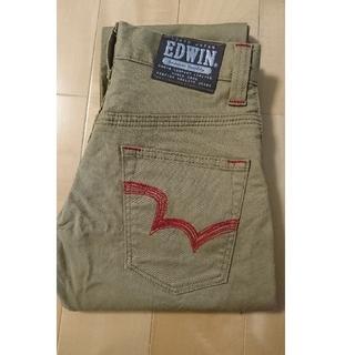 EDWIN - EDWIN 140㎝ ズボン アジャスター付き