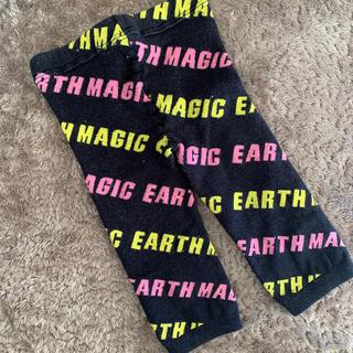 アースマジック(EARTHMAGIC)の55.EarthMagic レギタイ S(靴下/タイツ)