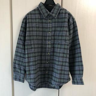 Ungrid - 新品 ルーズチェックシャツ