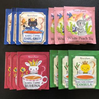 カレルチャペック 紅茶 4種 × 3P 計12P ⑤