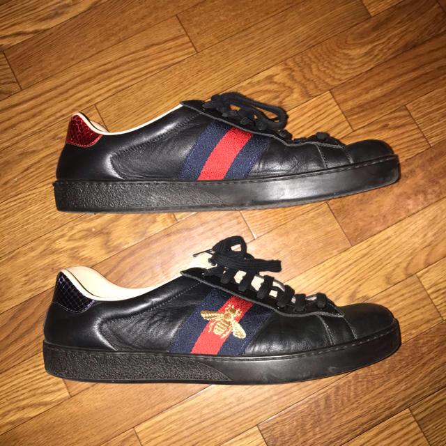 Gucci(グッチ)のGUCCIスニーカー メンズの靴/シューズ(スニーカー)の商品写真