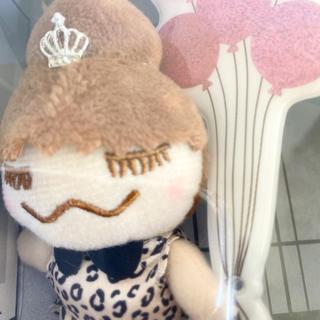 メゾンドリーファー(Maison de Reefur)のメゾンドリーファー リンカちゃん人形(キーホルダー)