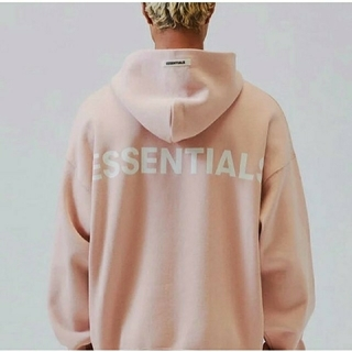 FEAR OF GOD - 新品 Fear Of God Essentials Pullover パーカー