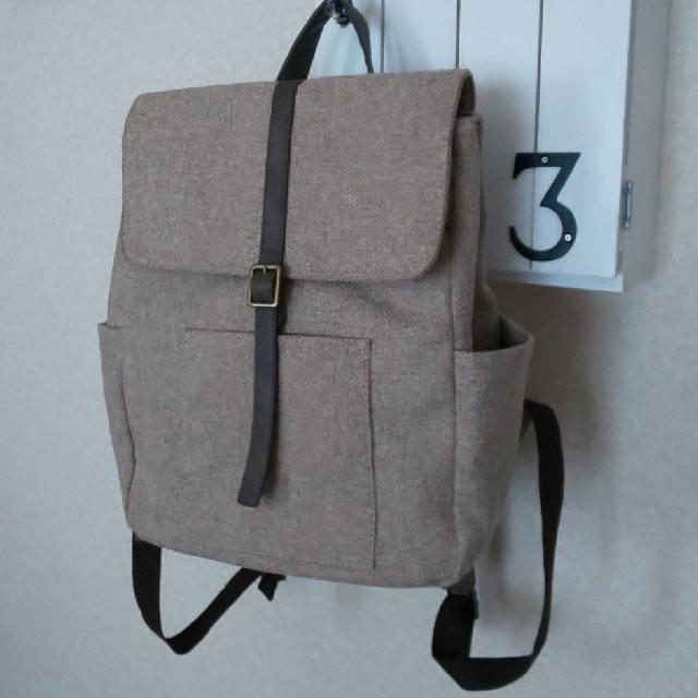 SM2(サマンサモスモス)のSM2◆フラップベルトリュック◆サマンサモスモス レディースのバッグ(リュック/バックパック)の商品写真