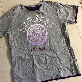 ランドリー(LAUNDRY)のLaundry★リバーシブルTシャツ(Tシャツ/カットソー(半袖/袖なし))