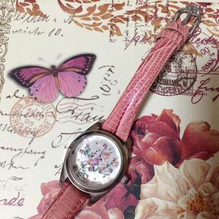 レストローズ(L'EST ROSE)のレストローズ ノベルティ 腕時計(腕時計)
