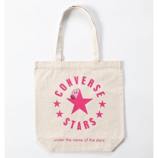 コンバース(CONVERSE)の星のカービィ コンバース トートバッグ(トートバッグ)