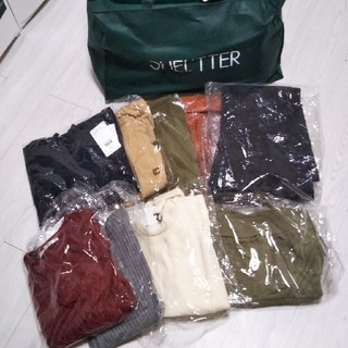 moussy - moussy SHELTER SLY 福袋 S