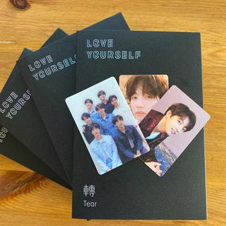 防弾少年団(BTS) - BTS LOVEYOURSELF轉Tear4枚セット
