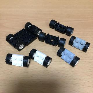 Lego - レゴブロック タイヤ 車の台セット