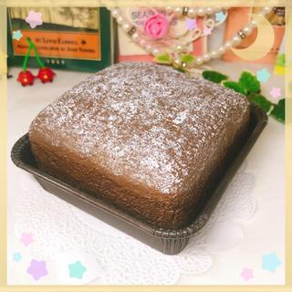 手作りスクイーズ チョコレートブラウニー(その他)