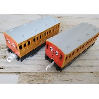 機関車トーマス プラレール アニーとクララベル