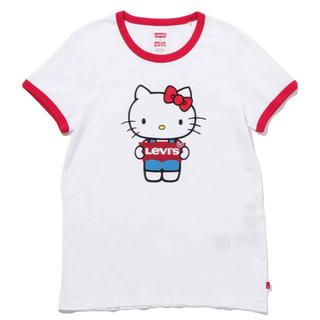 リーバイス(Levi's)のハローキティ リーバイス Tシャツ Levi's(Tシャツ(半袖/袖なし))