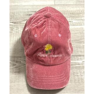 レピピアルマリオ(repipi armario)のrepipi armario キャップ 帽子 (コーデュロイ)(帽子)