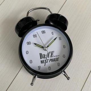 Da-iCE 目覚まし時計