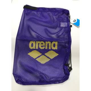 arena - 【新品】arena メッシュバッグ