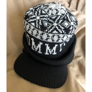 トミー(TOMMY)のTOMMY ニット帽【最終値下げ】(ニット帽/ビーニー)