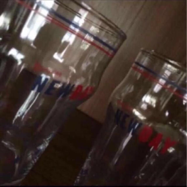 Ron Herman(ロンハーマン)のロンハーマン NEW DAY ビアグラス ペアセット 食器 皿 カリフォルニア インテリア/住まい/日用品のキッチン/食器(グラス/カップ)の商品写真