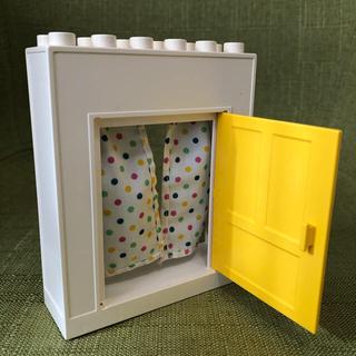 Lego - レゴ  デュプロ  ドア 玄関 扉 窓 カーテン