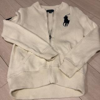 POLO RALPH LAUREN - ラルフローレン ★セータージャケット150cm
