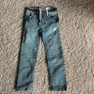 トミーヒルフィガー(TOMMY HILFIGER)のジーンズ 6Y デニムパンツ(パンツ/スパッツ)