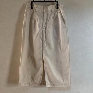 ダブルクローゼット(w closet)のダブルクローゼット  スリットスカート(ひざ丈スカート)