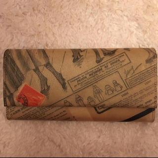 ゲンテン(genten)のGLEAN&Co.,LTd.長財布(美品)(財布)