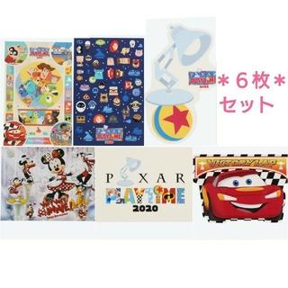 Disney - ディズニー  ポストカード ベリーベリーミニー  ピクサー