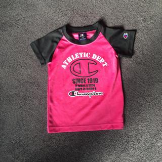 チャンピオン(Champion)の美品 Tシャツ  chanpion 110cm(Tシャツ/カットソー)