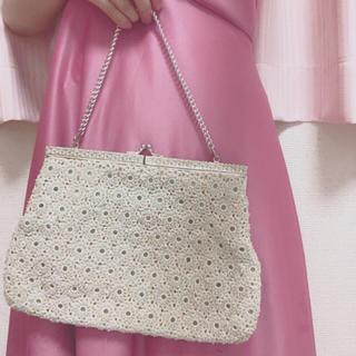 ロキエ(Lochie)のvintage beads bag(ハンドバッグ)