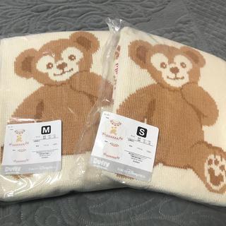 ダッフィー(ダッフィー)のセーターユニセックスSサイズ&Mサイズ 2点セット ダッフィーウィンターホリデー(ニット/セーター)